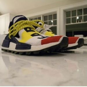 5a704ac543166 Women s Adidas Nmd Human Race on Poshmark